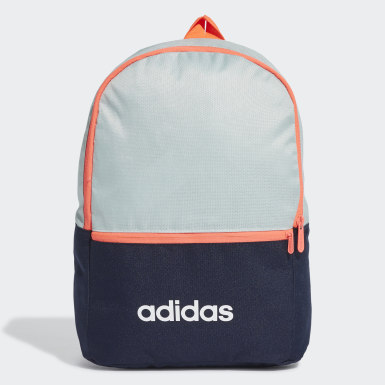 Kids 4-8 Years Athletics Blue Classic Backpack