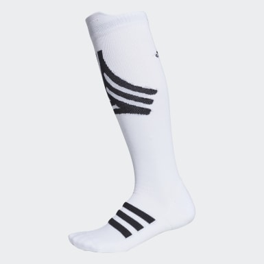 Futbal biela Ponožky Alphaskin Graph Cushioned