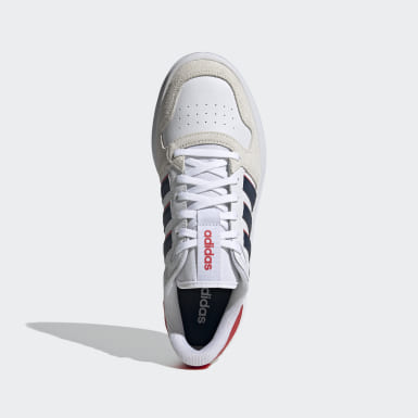 Tennis White Breaknet Plus Shoes