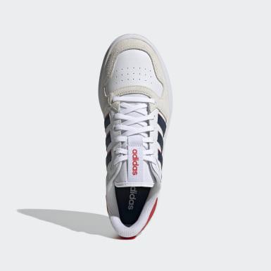 Chaussure Breaknet Plus Blanc Tennis