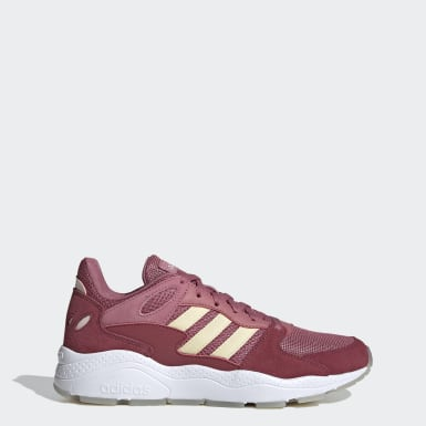 Women Running Burgundy Crazychaos Shoes