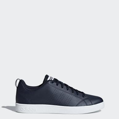 Erkek Sport Inspired Mavi VS Advantage Clean Ayakkabı