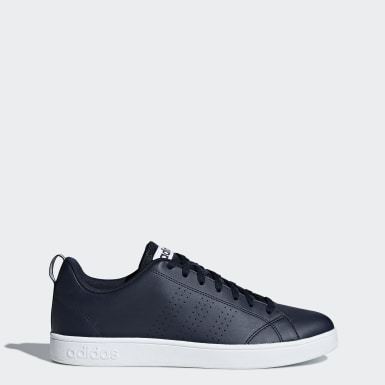 Men Sport Inspired Blue VS Advantage Clean Shoes