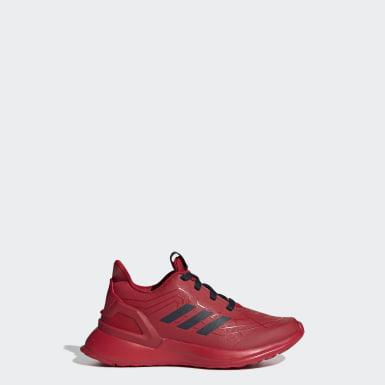 Rot Kinder Jugendliche 8 16 Jahre Mädchen Schuhe
