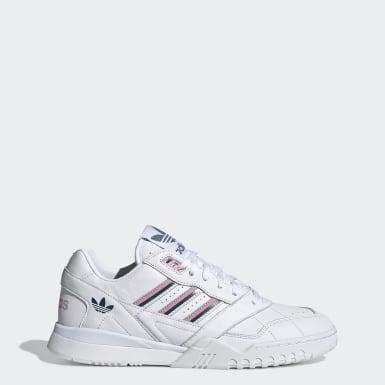 Sapatos A.R. Trainer Branco Mulher Originals