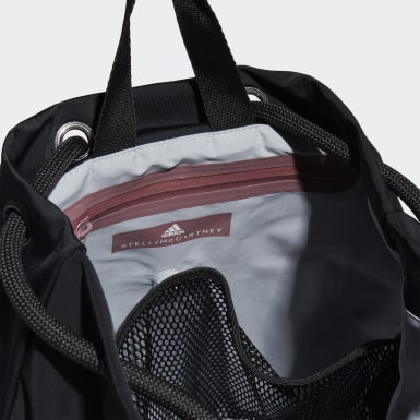 Women's adidas by Stella McCartney Black Gym Sack