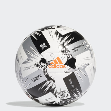 Men Soccer White Captain Tsubasa Training Ball
