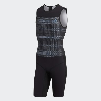 Men's Weightlifting Black Crazy Power Suit
