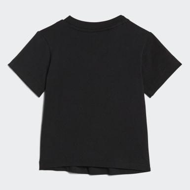 Bebek Originals Black Zebra Tişört