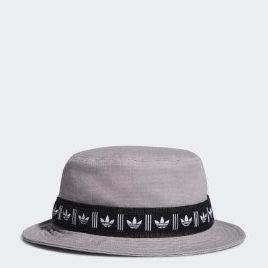 Originals Beige Webbing Bucket Hat