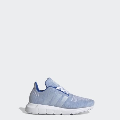 Kids Originals Blue Swift Run Shoes