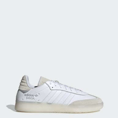 5928977e1b Men - White - Samba - Sale | adidas US