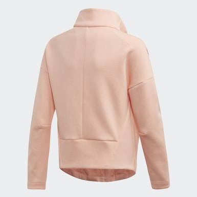 Youth Training Pink ID Jacket
