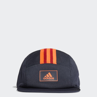 Training Blue Five-Panel adidas Athletics Club Cap