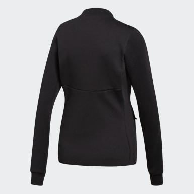Kvinder Urban Outdoor Sort Varilite Hybrid jakke