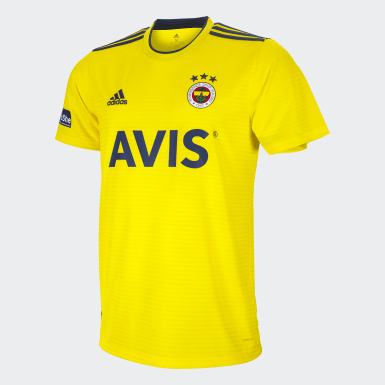 Men Football Yellow Condivo 18 Jersey