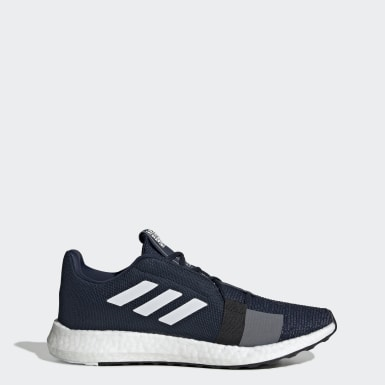 Men's Running Blue Senseboost Go Shoes
