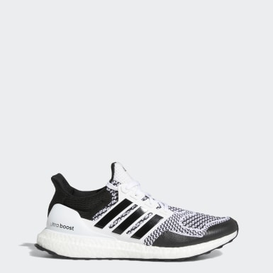 Sapatos Ultraboost 1 DNA Branco Running
