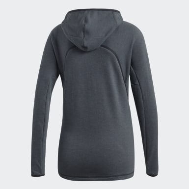 Dames Training Grijs FreeLift Light Hoodie