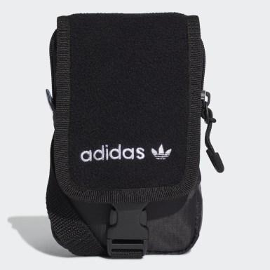 Originals Μαύρο Premium Essentials Map Bag