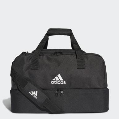 Træning Sort Tiro sportstaske, Small