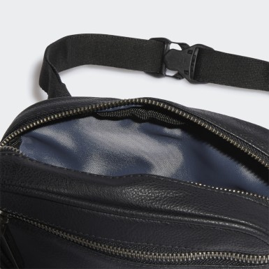 Faux Leather Waist Pack