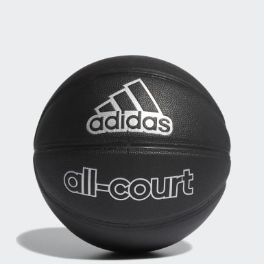 Piłka do koszykówki All-Court Basketball Czerń