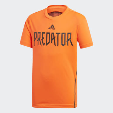 Youth Training Orange Predator Jersey