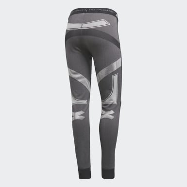 Women adidas by Stella McCartney Black Run Ultra Tights