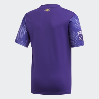 Maillot MLS All-Star Violet Garçons Football
