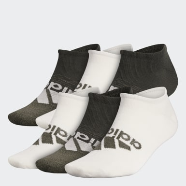 Superlite Badge of Sport No-Show Socks 6 Pairs