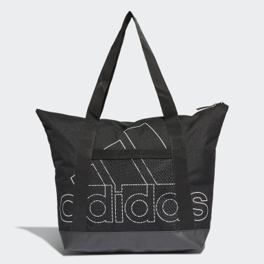 Women Yoga Black Tote