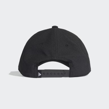 Cappellino Dame Nero Basket