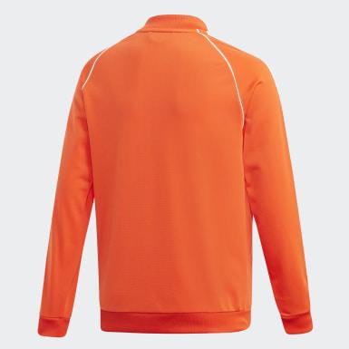 Kinderen Originals Oranje SST Trainingsjack