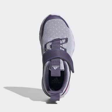 Chaussure RapidaFlex Violet Enfants Running