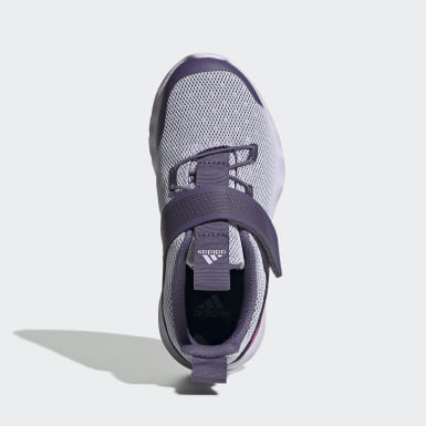 Sapatos RapidaFlex Roxo Raparigas Running