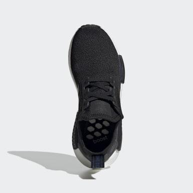เด็ก Originals สีดำ รองเท้า NMD_R1