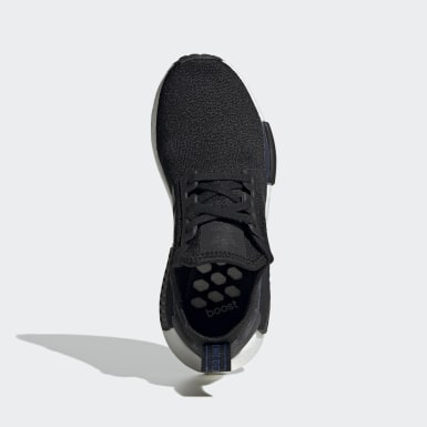 Chaussure NMD_R1 noir Adolescents Originals