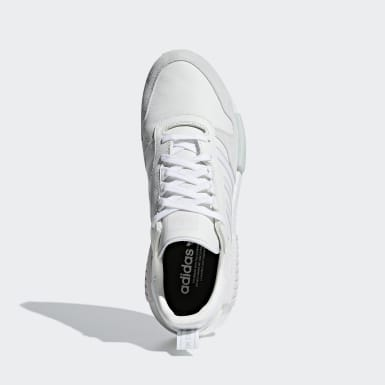 Men Originals White Rising StarxR1 Shoes