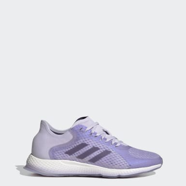 Tenis para correr FOCUSBREATHIN Violeta Mujer Running