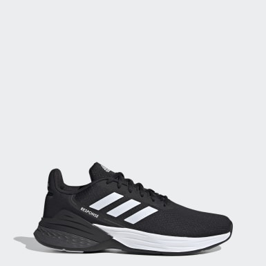Men's Running Black Response SR Shoes