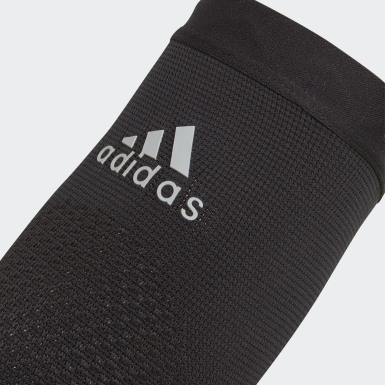 Training Black Performance Climacool Elbow Support Small