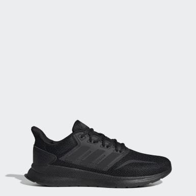 ผู้ชาย วิ่ง สีดำ รองเท้า Runfalcon