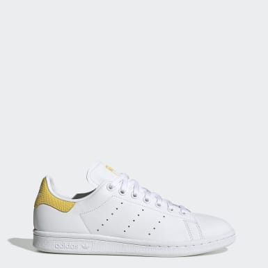 Women's Originals White Stan Smith Shoes
