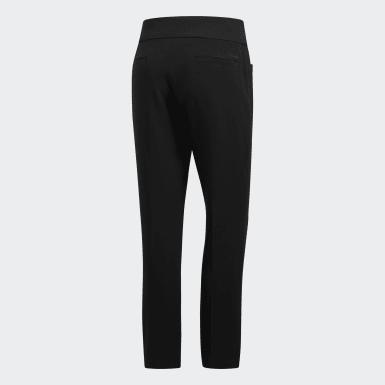 Ženy Golf čierna Nohavice Ultimate365 Adistar Cropped