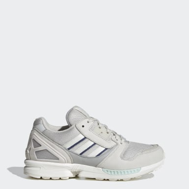 Dames Originals Wit ZX 8000 Schoenen