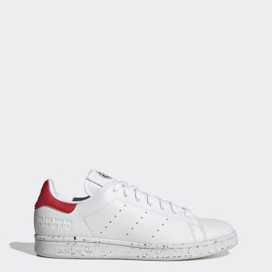 STAN SMITH W Bialy