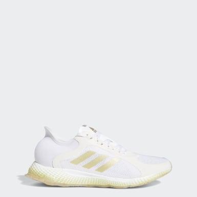 Kvinder Løb Hvid FOCUSBREATHEIN sko