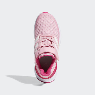 Children Running Pink RapidaRun Shoes