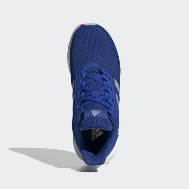 Kids Running Blue Duramo 9 Shoes